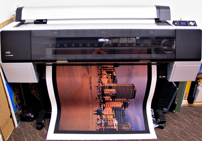 Digital Printing workshop