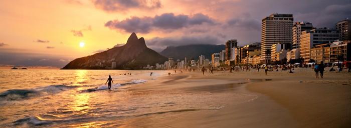 Garota De Ipanema, Rio de Janeiro, Brasil