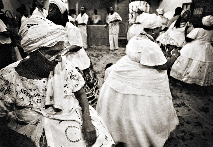 Candomblé Ceremony in Salvadore de Bahia, North East of Brasil