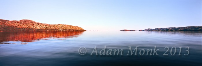 Invisible Horizon of Lake Argyle, Kimberley Region of Western Australia