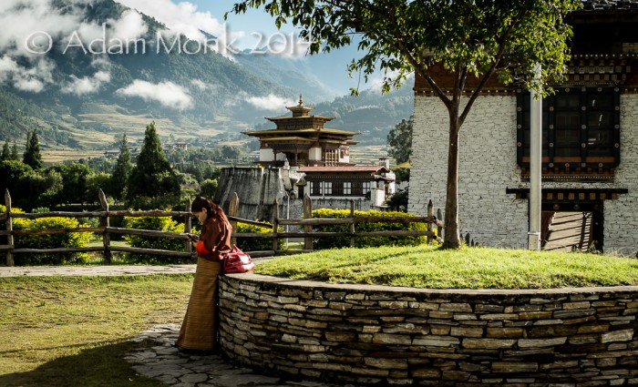 Bhutan the old and the new