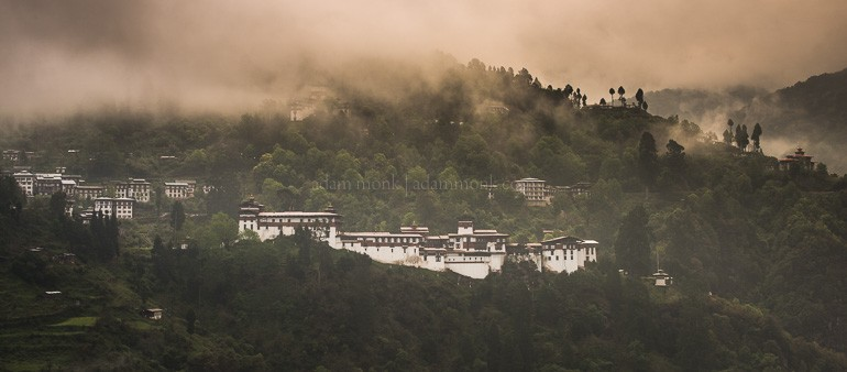 Bhutan Photographic Tour with Adam Monk