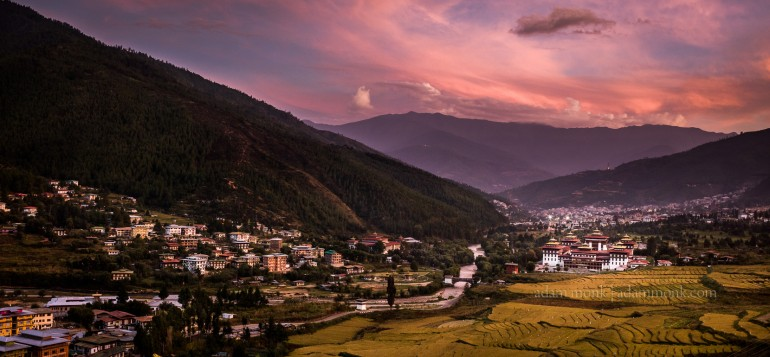 Photo Tour to Bhutan, Thimphu Valley