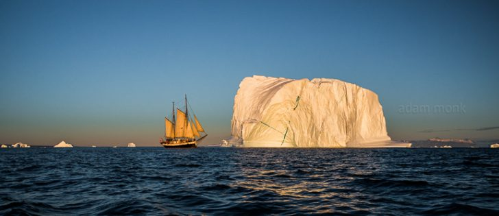 Greenland Photo Sailing adventure