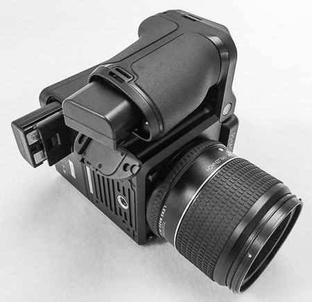 Phase One Vs Hasselblad comparison Phase One XF - 100