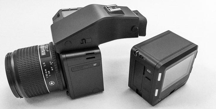 Phase One Vs Hasselblad comparison Phase One XF camera & IQ3-100 digital back