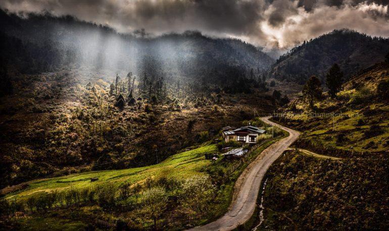 Bhutan Photo Tour with Adam Monk. Thimphu Valley to Haa Valley