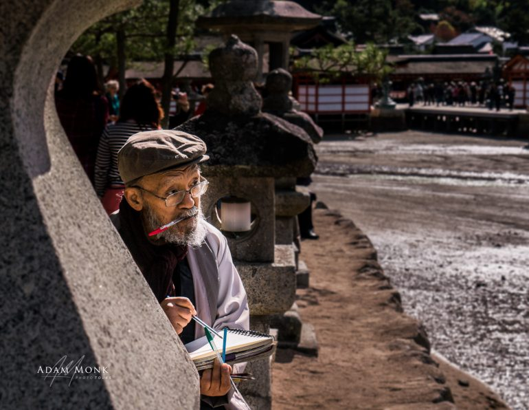 Photo tour to Japan November 2018 with Adam Monk and Robert van Koesveld