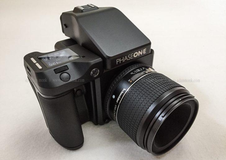 Phase One Xf Camera and IQ3-100 digital back