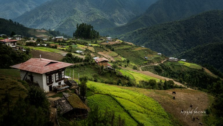 Bhutan Photo Tour, the Haa Valley in far North Bhutan