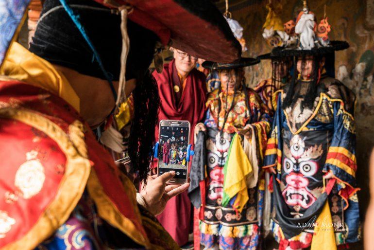 Bhutan Photo Tour, Tamshing Lhakhang Tshechu in Bumthang region of Bhutan