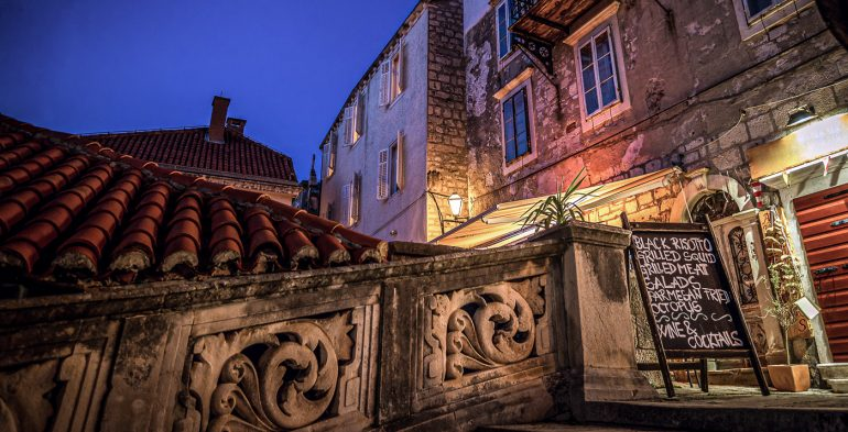 Croatia Photo tour, Korcula
