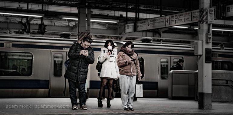 Tokyo Street photography, Japan Photo tour with Adam Monk and Robert van Koesveld