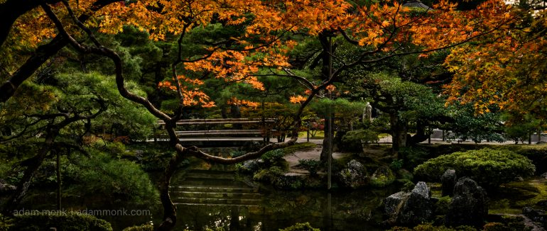 Autumn Colours of Japan Photo tour with Adam Monk and Robert van Koesveld